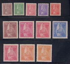 Nepal   1957   Sc # 90-101   VLH  OG      (43537)