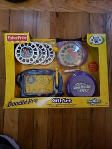 Fisher Price Doodle Pro ViewMaster Gift Set