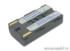 2200mAh battery for Samsung Sb-L110A,Sc-L Sc-W series camcorder