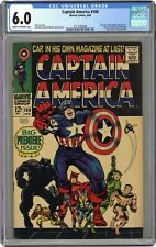 Captain America #100 CGC 6.0 1968 2111182009