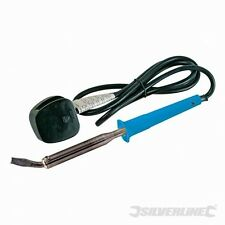 100W SOLDERING IRON WITH BENT TIP SILVERLINE (868784)