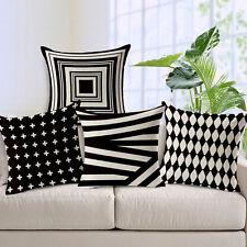 Nature Geometric Decorative Cushions & Pillows
