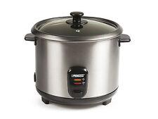 Cuiseur à riz en Acier Inoxydable 1,8 ltr. 700 watts