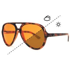 FORTIS Aviator Switch Polarised Sunglasses - AV003 Carp Fishing