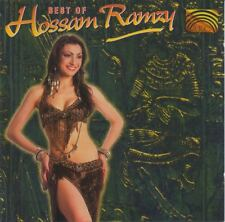 "HOSSAM RAMZY Best Of Hossam Ramzy - 1997 EU Belly Dance CD ""The Sultan Of Swing"""