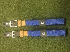 New FootJoy Golf Braided Belt Seasons New Color ROYAL BLUE