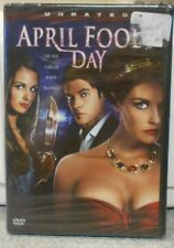 April Fools Day (DVD, 2013) RARE HORROR JOSH HENDERSON BRAND NEW
