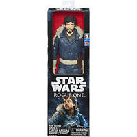 B7378 CAPTAIN CASSIAN ANDOR (JEDHA) 12 Inch Action Figure Star Wars R1 NIB