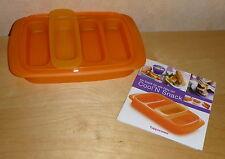 Tupperware Cool'N Snack Müsliriegel - Fischstäbchen und Rezepte - NEU