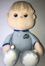 Dozzzy Doll Vintage Boy Blue Galoob Toy 1987 Rare W/1 2 Sided Cassette Working
