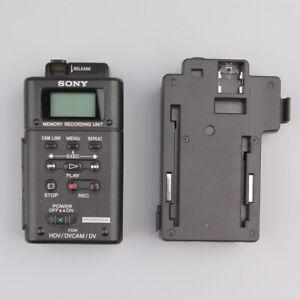 **USED**SONY HVR-MRC1 Memory Recording Unit + HVRA-CR1 eBay#0829
