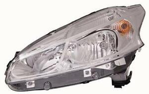 FARO FANALE ANTERIORE Peugeot 208 2012-2014 SINISTRO