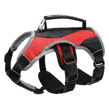 Breathable Dog Harness Reflective No Pull Quick Control Vest With Lift Handle