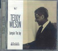 CD Vol. 7 Wilson Teddy - Jumpin' For Joy