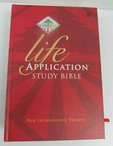 Life Application Study Bible - New International Version, Kingsway