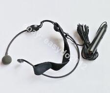 Pro 5m wire to mixer phantom power xlr 3pin standard headset microphone ME3