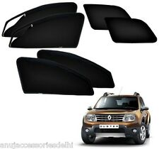 Zipper Magnetic Sun Shades Car Curtain For - Renault Duster set of 6
