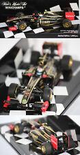 Minichamps F1 Lotus Renault GP Showcar 2011 V. Petrov 1/43 410110080