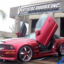 Lambo Doors Ford Mustang 2005-2010 Door Conversion kit Vertical Doors, Inc., USA
