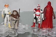 Stands Ständer Füße Standfüße für Actionfiguren Star-Wars Figuren verschiedene: