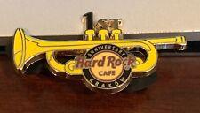 HARD ROCK CAFE KRAKOW POLAND 1ST ANNIVERSARY TRUMPET PIN
