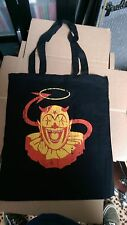The Devil's Carnival / Shopping Tote Bag Gypsy Bag Vinyl Record / Grocery Bag