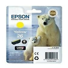 Epson cartucho T2614 amarillo Xp520/620/720/820