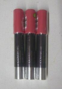 3 balm lot COVERGIRL LIP PERFECTION JUMBO GLOSS BALM 210 BLUSH TWIST sealed