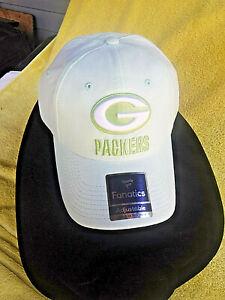 NEW-RARE-GREEN BAY PACKERS FANATICS WOMENs(CAN BE MENS) LIGHT GREEN CAP/HAT!