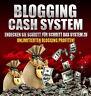 Blogging Cash System - Mit Blogging gutes Geld verdienen - Neu - PLR/Reseller