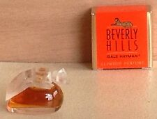 Miniature de parfum Beverly Hills de Gale Hayman (P) 3ml plein avec boite