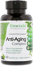 Anti-Aging Complex, Emerald, 60 capsule
