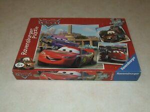 Ravensburger Jigsaw Puzzle -  3 x 49 Pieces - Cars - Good Friends  - Complete