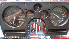 145mph Gauge Cluster Camaro IROC COMPLETE (fits 82 83 84 85 86 87 88 89 Camaro)