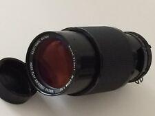 VMC Vivitar Series 1 messa a fuoco macro zoom automatico 70-210mm 1:1,3 Lente Per SLR USA