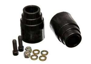 Energy Suspension 9-9155G (Kit) Bushing Kit Black Polyurethane 4 Bar Bushings