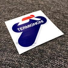 Termignoni Heat Resistant Exhaust Proof Adesivo 3M Reflective Vinyl Sticker Leo