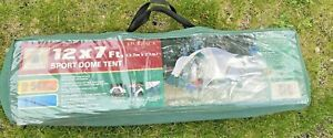 Lake Country 12x7.  5 People wedge Dome Tent