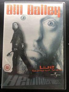 Bill Bailey Bewilderness Live Stand Up Show DVD Region 2/4