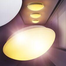 Deckenleuchten LED  Bad Leuchte Glas Flur Badezimmer Lampen Wohn Zimmer IP 44