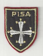 Pisa Italy Souvenir Patch