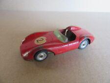 91H Vintage Solido 103 Ferrari 500 TRC 1958 LM # 2 Racing 1:43