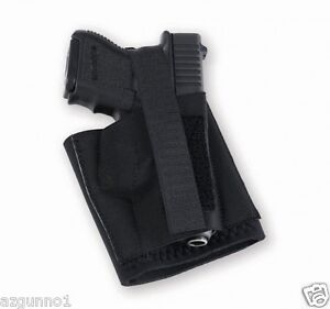 Galco COP Ankle Band Holster Right Hand  For Large Autos, Part #CAB2L