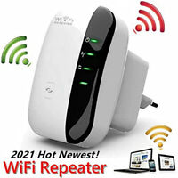 WiFi Signal Range Extender Booster 300Mbps Repeater  Access Point 2.4G Network