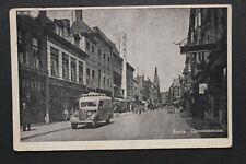 BREDA1943 Ansichtkaart Ginnekenstraat