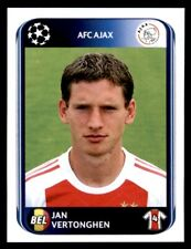 Panini Champions League 2010-2011 Jan Vertonghen AFC Ajax No. 450