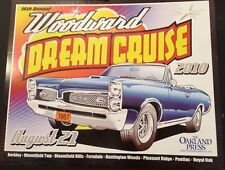 2010 Woodward Dream Cruise Poster