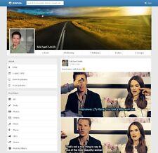 Online Social Network Website