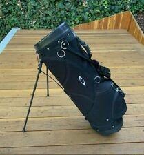 Oakley Golf Stand/Carry Bag - Black