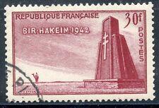 STAMP / TIMBRE FRANCE OBLITERE N° 925  VICTOIRE DE BIR HAKEIM / LYBIE